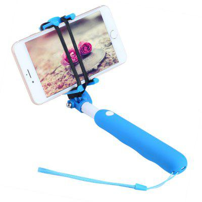 NOOSY BR09 Mini Wireless Bluetooth 3.0 Selfie Stick