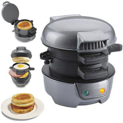 Automatic Eggs Hamburger Maker