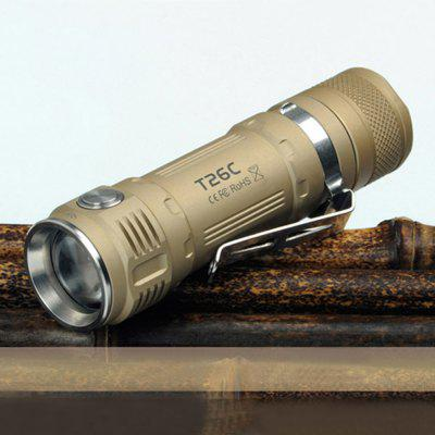 Sunwayman T26C Flashlight Cree XM - L2 U3 800Lm LED Flashlight