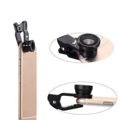 Old Shark 3-in-1 Phone Lens KitPhone Lenses<br>Old Shark 3-in-1 Phone Lens Kit<br><br>Brand: Old Shark<br>Compatible models: S I9000, Redmi Note, Redmi, Note2 N7100, Note I9220, Nokia N9, Nokia 928, Nokia 920, S2 I9100, S3 I9300, S4 I9500, Sony LT26i?Xperia S?, Sony L36h?Xperia Z?, Sony  LT29i?Xperia TX), Sony  LT26ii?Xperia S), Samsung S6 Edge Plus, Samsung Galaxy S6 Edge, Samsung Galaxy S6, Samsung Galaxy S5, Nokia 820, Nokia 720, Galaxy Note 4, GALAXY Mega2, Galaxy Grand I9080 I9082, Galaxy A7, Galaxy A5, Galaxy A3, Blackberry Z10, Blackberry Q10, Galaxy Note3, HTC M7 mini, HTC One (801e), Nokia 520, iPhone 6S, HTC X920e?Butterfly?, HTC T528t, HTC T329t, HTC T328w, HTC T328d, HTC One S<br>Lens construction ( Macro Lens ): 1 elements in 1 group<br>Lens construction ( Wide angle Lens ): 1 elements in 1 group<br>Lens type: Fish-Eye Lens,Macro Lens,Wide-Angle-Lens<br>Magnification ?Fish eye Lens ): 180 degrees<br>Magnification ?Macro Lens ): 10X<br>Magnification ?Wide Angle Lens ): 0.67X wide angle<br>Material: Optical glass, Metal<br>Package Contents: 1 x Fisheye Lens, 1 x Wide Angle Lens, 1 x Macro Lens, 2 x Lens Cover, 1 x Clip, 1 x Pouch<br>Package size (L x W x H): 16.50 x 9.50 x 1.90 cm / 6.5 x 3.74 x 0.75 inches<br>Package weight: 0.080 kg<br>Product weight: 0.017 kg<br>The shot distance ( Macro Lens ): 10 - 23mm