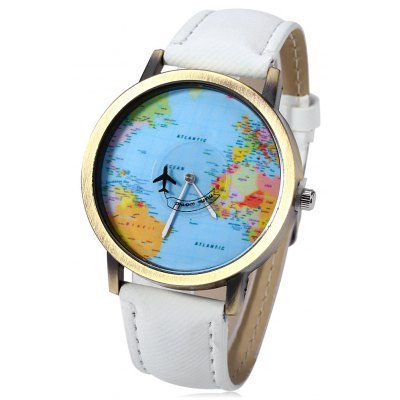 Unisex Watch Quartz Wristwatch for Women Men