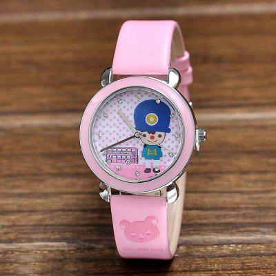Cute Bear Female Quartz Watch