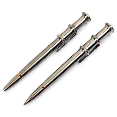 LAIX B001 Portable Tactical Pen Self Defense Tool with Silicon Nitride Head for Emergency