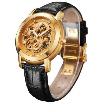 BOS 9007G Male Automatic Mechanical Watch
