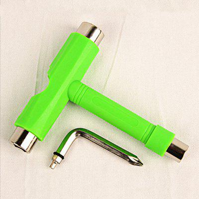 Special T-shaped Repairing Tool for Puente Skateboard