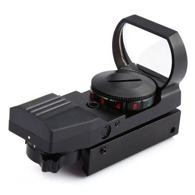 JH400 Holographic Red Green Dot Sight Scope 11MM 11 x 22 x 33