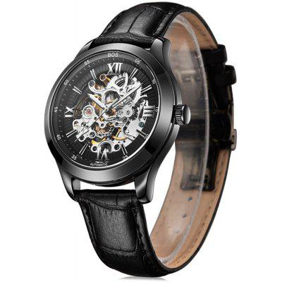 BOS 9008G Male Automatic Mechanical Watch