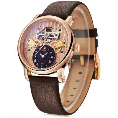 BOS 9006G Male Automatic Mechanical Watch