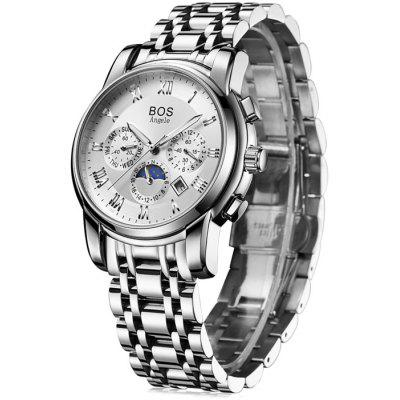 BOS 9011 Male Automatic Mechanical Watch