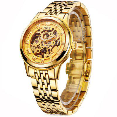 BOS 9013 Male Automatic Mechanical Watch