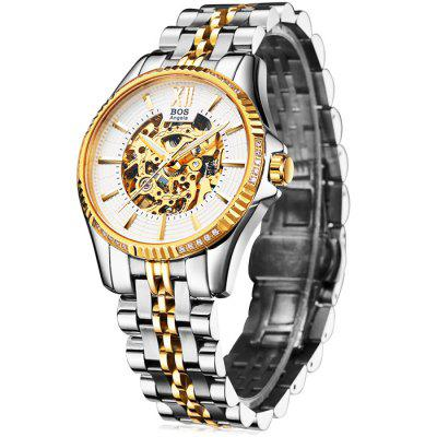 BOS 9010G Male Automatic Mechanical Watch