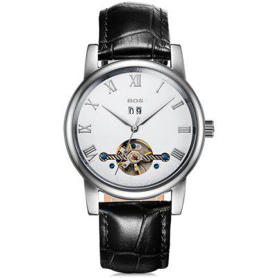 BOS 9005G Male Automatic Mechanical Watch