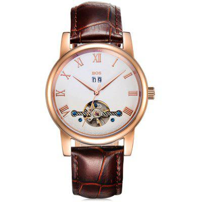 BOS 9005G Data Display Male Automatic Automatic Watch