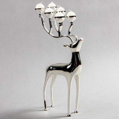 Deer Style Candle Holder Candlestick Decors