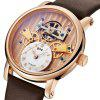 BOS 9006G Working Sub-dial Male Automatic Mechanical Watch - WHITE