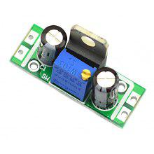 Full Function DC 63 - 4.5V to DC 60 - 1.5V Linear Regulated Power Supply Module for DIY