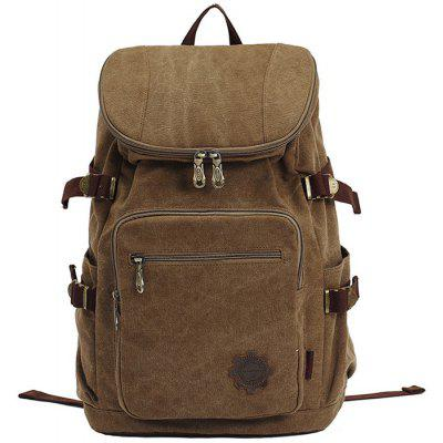 KAUKKO 19L Male Backpack with Brand Mark
