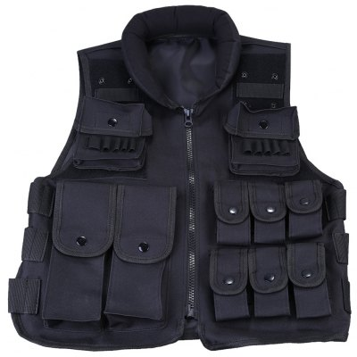 Tactical Molle Waistcoat Military Army Vest