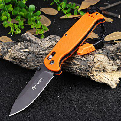 Ganzo G7413-OR-WS Axis Lock Pocket Knife