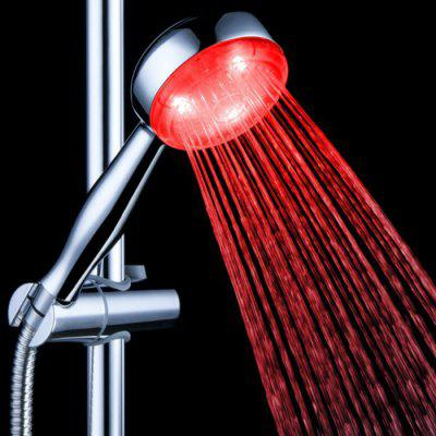 SDS-A18 Single Color LED Shower Head for Bathroom