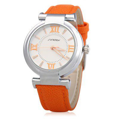 Sinobi 9458 Women Quartz Watch