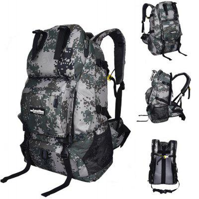 Buy CAMOUFLAGE COLOR LOCAL LION Unisex 40L Multi-purpose Climbing Backpack for $27.26 in GearBest store
