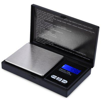 HF-08B LCD Electronic Scale 200g Capacity Weighing Device