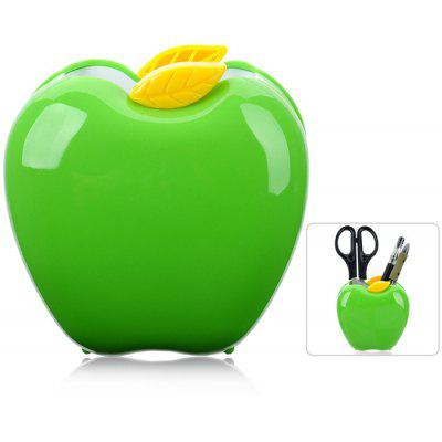 Deli Fashionable Apple Type Pen Container