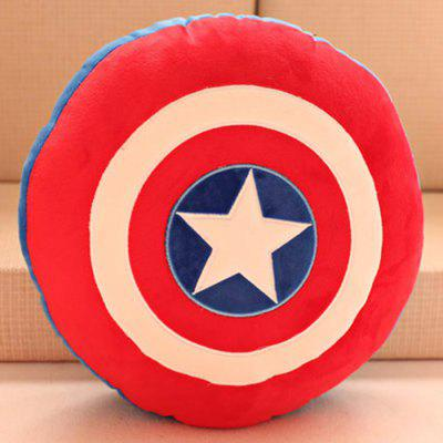 The Avengers Alliance Series Pillow Doll Toy Comfortable Back Cushion