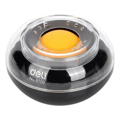 Deli Round Style Case with Finger Wet Sponge
