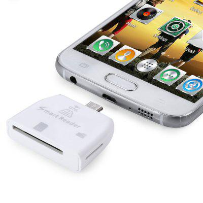 Maikou Portable TF / SD Card Reader