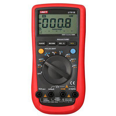 UNI-T UT61B LCD Digital Multimeter