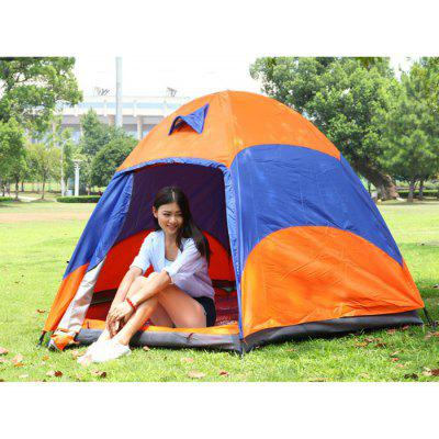 AOTU Five Person Double-layer Hexagon Tent