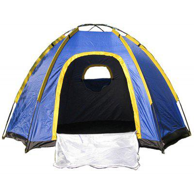 AOTU AT6503 4-Person 3-Season Camping Tent