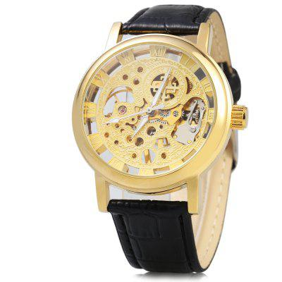 Male Automatic Mechanical Watch