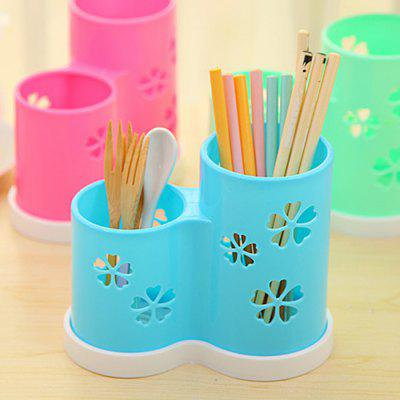 Hollow Out Design Chopsticks Spoon Holders