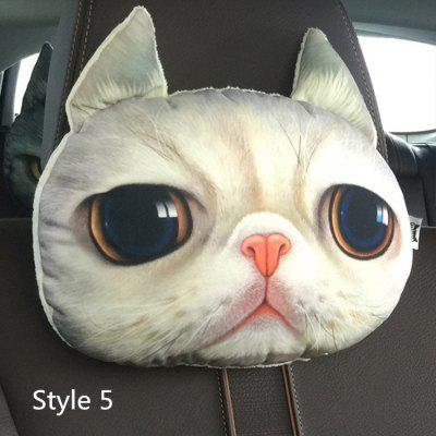 Animal Car Vehicle Traveling Headrest Pillow Neck Rest Cushion Pad