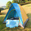 AOTU AT6501 2-Person 3-Season Camping Tent - BLUE AND YELLOW