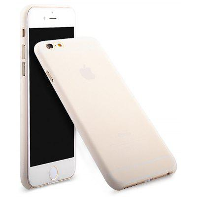 Practical Matte Protective Back Case for iPhone 6 / 6S Anti-scratch