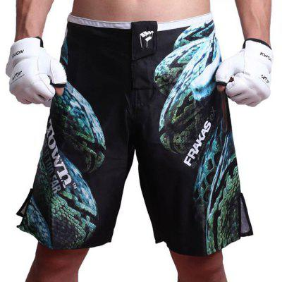 Men MMA Shorts for Fitness