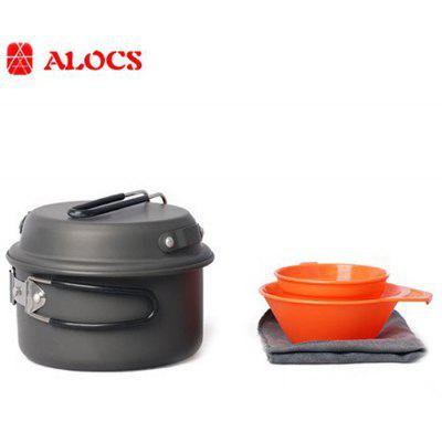 ALOCS CW-C12 5pcs Cookware Set