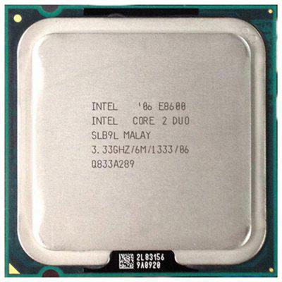 Intel Core E8600 CPU