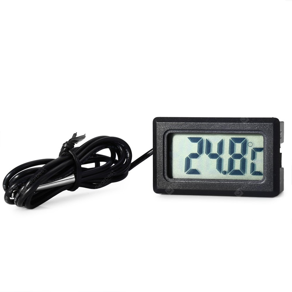 Tl8009 Digital Thermometer 335 Free Shipping Electronic Circuit Led