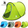 GAZELLE OUTDOORS 2-Layer 2-Person Automatic Tent - APPLE GREEN