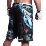 Men MMA Shorts for Fitness for sale