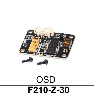 Extra OSD Module for Walkera F210 Multicopter RC Drone