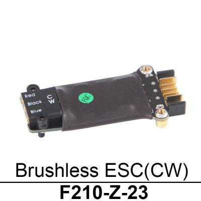 Extra CW Brushless ESC for Walkera F210 Multicopter RC Drone