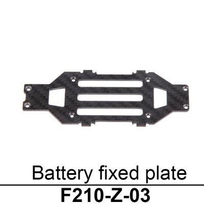 Extra Battery Fixed Plate for Walkera F210 Multicopter RC Drone