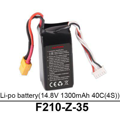 14.8V 1300mAh 40C Battery for Walkera F210