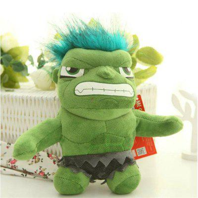 Keaiduo 20cm Height Movie Hero Plush Toy Stuffed Doll Home Decoration